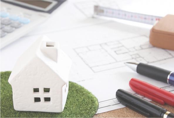 建物ラフプランニング&建物仕様説明イメージ画像